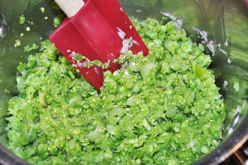 green tomato chutney004