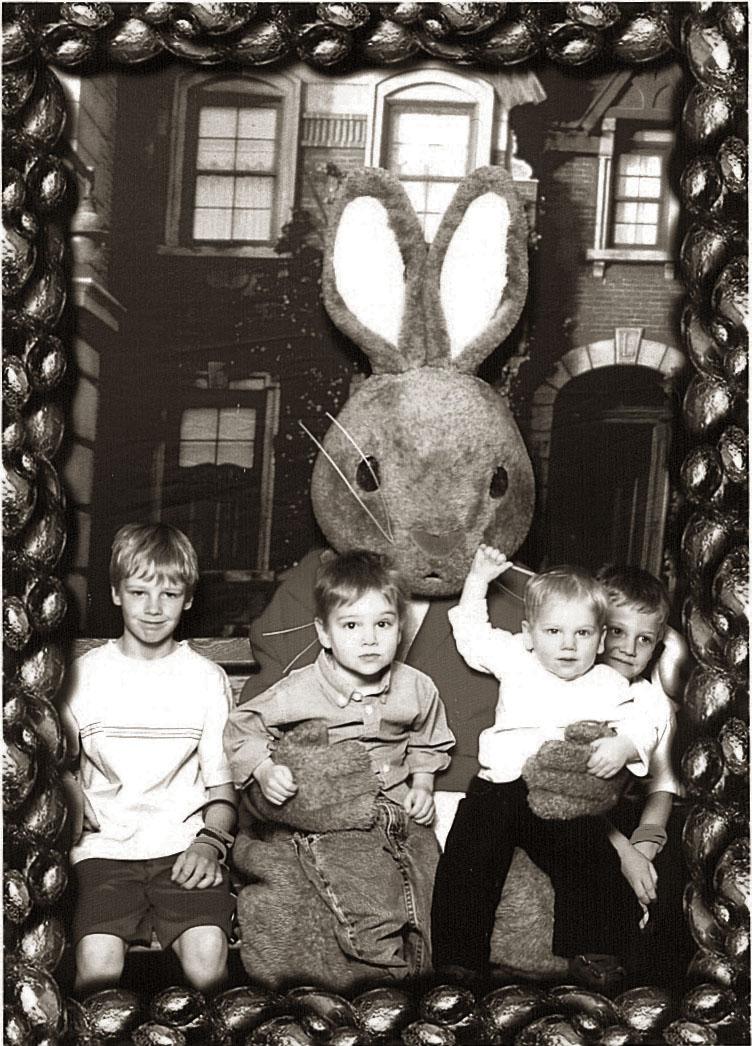bunny garland006