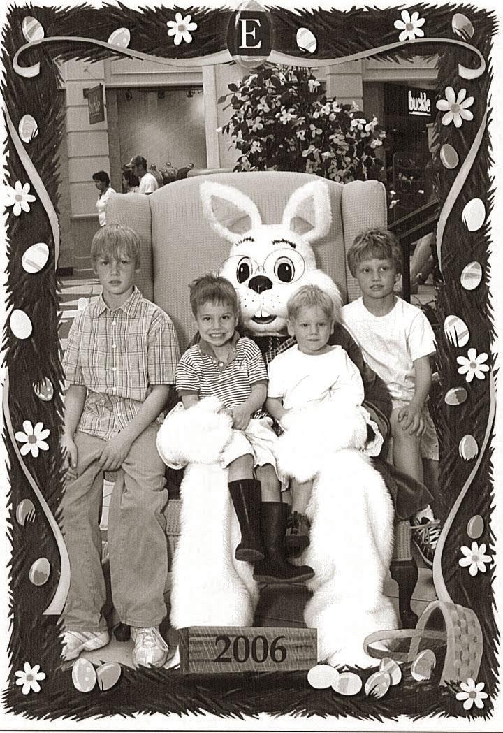 bunny garland007