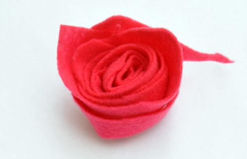origami dresswreath2003