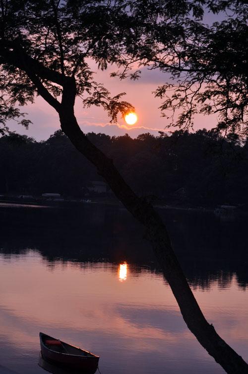 tuesday at lake2010